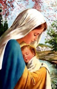 Imágenes-de-la-Virgen-María-con-el-Niño-Jesús-11-195x300